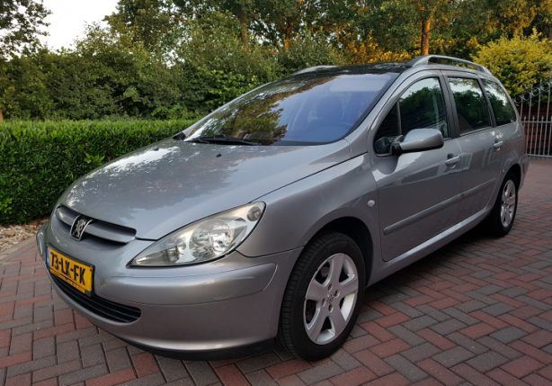 Peugeot 307 2.0 sw Airconditioning!