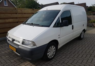 Peugeot EXPERT 220C 2.0HDI 3 persoons!!